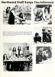 Page 17, 1973 Edition, Northwood Middle School - Northwood Cardinal Yearbook (Fort Wayne, IN) online yearbook collection
