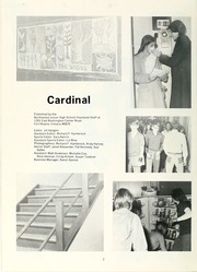 Page 8, 1973 Edition, Northwood Middle School - Northwood Cardinal Yearbook (Fort Wayne, IN) online yearbook collection