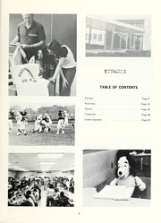 Page 9, 1973 Edition, Northwood Middle School - Northwood Cardinal Yearbook (Fort Wayne, IN) online yearbook collection