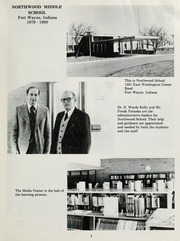 Page 7, 1980 Edition, Northwood Middle School - Northwood Cardinal Yearbook (Fort Wayne, IN) online yearbook collection