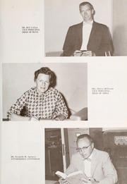 Page 11, 1959 Edition, John C Fremont Junior High School - Junior Colonist Yearbook (Anaheim, CA) online yearbook collection