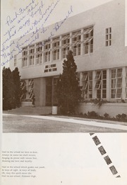 Page 7, 1959 Edition, John C Fremont Junior High School - Junior Colonist Yearbook (Anaheim, CA) online yearbook collection