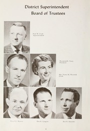 Page 8, 1959 Edition, John C Fremont Junior High School - Junior Colonist Yearbook (Anaheim, CA) online yearbook collection