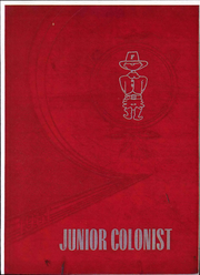 Page 1, 1961 Edition, John C Fremont Junior High School - Junior Colonist Yearbook (Anaheim, CA) online yearbook collection