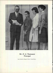 Page 10, 1961 Edition, John C Fremont Junior High School - Junior Colonist Yearbook (Anaheim, CA) online yearbook collection