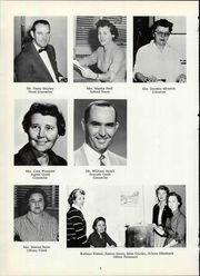 Page 12, 1961 Edition, John C Fremont Junior High School - Junior Colonist Yearbook (Anaheim, CA) online yearbook collection