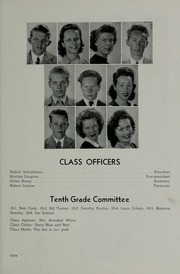 Page 11, 1943 Edition, Lynwood Middle School - Golden Spur Yearbook (Lynwood, CA) online yearbook collection