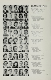 Page 12, 1943 Edition, Lynwood Middle School - Golden Spur Yearbook (Lynwood, CA) online yearbook collection