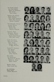 Page 15, 1943 Edition, Lynwood Middle School - Golden Spur Yearbook (Lynwood, CA) online yearbook collection