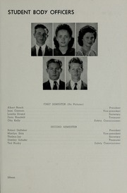 Page 17, 1943 Edition, Lynwood Middle School - Golden Spur Yearbook (Lynwood, CA) online yearbook collection
