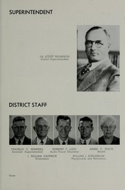 Page 5, 1943 Edition, Lynwood Middle School - Golden Spur Yearbook (Lynwood, CA) online yearbook collection
