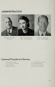 Page 6, 1943 Edition, Lynwood Middle School - Golden Spur Yearbook (Lynwood, CA) online yearbook collection