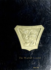 1982 Edition, Alta Loma Junior High School - Warrior Legend Yearbook (Alta Loma, CA)