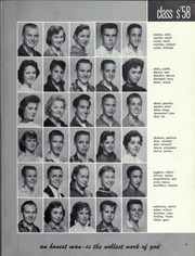 Page 11, 1958 Edition, Orville Wright Middle School - Skywriter Yearbook (Los Angeles, CA) online yearbook collection