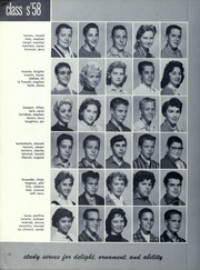Page 14, 1958 Edition, Orville Wright Middle School - Skywriter Yearbook (Los Angeles, CA) online yearbook collection