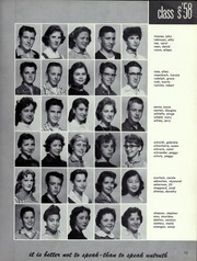 Page 17, 1958 Edition, Orville Wright Middle School - Skywriter Yearbook (Los Angeles, CA) online yearbook collection