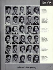 Page 9, 1958 Edition, Orville Wright Middle School - Skywriter Yearbook (Los Angeles, CA) online yearbook collection