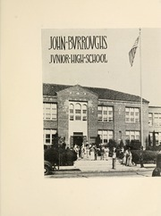 Page 9, 1934 Edition, John Burroughs Middle School - Burr Yearbook (Los Angeles, CA) online yearbook collection