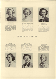 Page 71, 1937 Edition, John Burroughs Middle School - Burr Yearbook (Los Angeles, CA) online yearbook collection