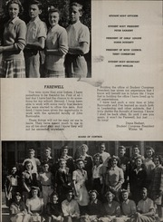 Page 12, 1944 Edition, John Burroughs Middle School - Burr Yearbook (Los Angeles, CA) online yearbook collection