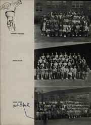 Page 13, 1944 Edition, John Burroughs Middle School - Burr Yearbook (Los Angeles, CA) online yearbook collection