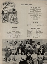 Page 8, 1944 Edition, John Burroughs Middle School - Burr Yearbook (Los Angeles, CA) online yearbook collection