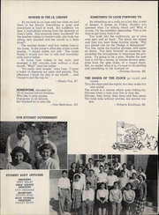 Page 14, 1949 Edition, John Burroughs Middle School - Burr Yearbook (Los Angeles, CA) online yearbook collection
