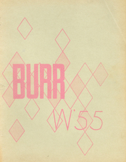 Page 1, 1955 Edition, John Burroughs Middle School - Burr Yearbook (Los Angeles, CA) online yearbook collection