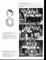 Page 14, 1955 Edition, John Burroughs Middle School - Burr Yearbook (Los Angeles, CA) online yearbook collection