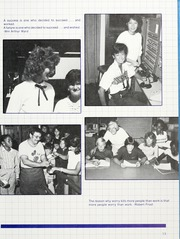 Page 17, 1984 Edition, Frost Middle School - Frost Yearbook (Granada Hills, CA) online yearbook collection