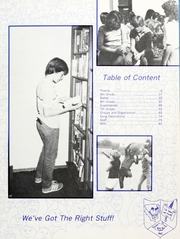 Page 7, 1984 Edition, Frost Middle School - Frost Yearbook (Granada Hills, CA) online yearbook collection