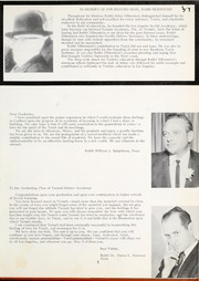 Page 7, 1973 Edition, Yavneh Hebrew Academy - Yearbook (Los Angeles, CA) online yearbook collection