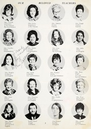 Page 9, 1973 Edition, Yavneh Hebrew Academy - Yearbook (Los Angeles, CA) online yearbook collection
