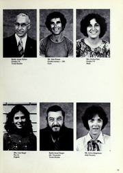Page 17, 1979 Edition, Yavneh Hebrew Academy - Yearbook (Los Angeles, CA) online yearbook collection