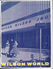 Page 1, 1958 Edition, Woodrow Wilson Middle School - Wilson Yearbook (Glendale, CA) online yearbook collection