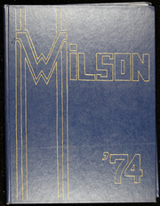 Page 1, 1974 Edition, Woodrow Wilson Middle School - Wilson Yearbook (Glendale, CA) online yearbook collection