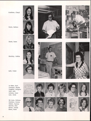 Page 10, 1974 Edition, Woodrow Wilson Middle School - Wilson Yearbook (Glendale, CA) online yearbook collection