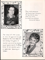 Page 13, 1974 Edition, Woodrow Wilson Middle School - Wilson Yearbook (Glendale, CA) online yearbook collection