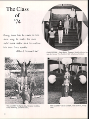 Page 16, 1974 Edition, Woodrow Wilson Middle School - Wilson Yearbook (Glendale, CA) online yearbook collection