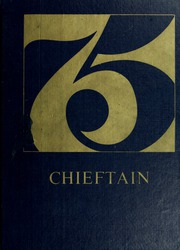 1975 Edition, Washington Junior High School - Chieftain Yearbook (Bellflower, CA)