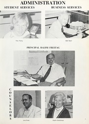 Page 9, 1976 Edition, Maude B Davis Middle School - Davis Colts Yearbook (Costa Mesa, CA) online yearbook collection