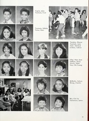 Page 45, 1982 Edition, Central Middle School - Keelikolani Yearbook (Honolulu, HI) online yearbook collection