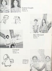 Page 47, 1982 Edition, Central Middle School - Keelikolani Yearbook (Honolulu, HI) online yearbook collection