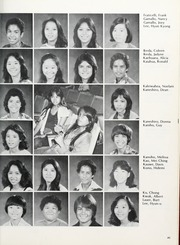 Page 51, 1982 Edition, Central Middle School - Keelikolani Yearbook (Honolulu, HI) online yearbook collection