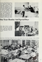 Page 13, 1964 Edition, Portage Middle School - Portarama Yearbook (Fort Wayne, IN) online yearbook collection
