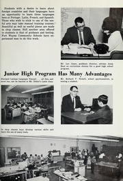 Page 15, 1964 Edition, Portage Middle School - Portarama Yearbook (Fort Wayne, IN) online yearbook collection