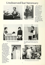 Page 10, 1969 Edition, Portage Middle School - Portarama Yearbook (Fort Wayne, IN) online yearbook collection