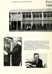 Page 8, 1969 Edition, Portage Middle School - Portarama Yearbook (Fort Wayne, IN) online yearbook collection