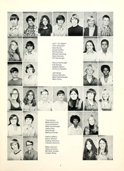 Page 13, 1973 Edition, Portage Middle School - Portarama Yearbook (Fort Wayne, IN) online yearbook collection
