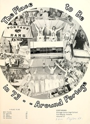 Page 7, 1973 Edition, Portage Middle School - Portarama Yearbook (Fort Wayne, IN) online yearbook collection